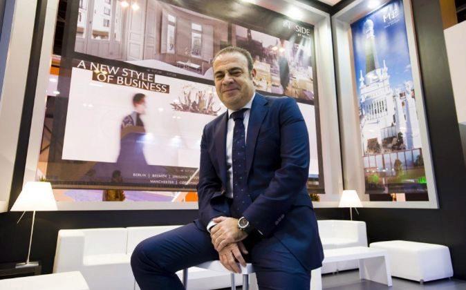 Gabriel Escarrer Jaume, vicepresidente ejecutivo y consejero delegado...