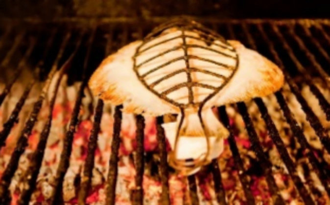 El rodaballo en parrilla de carbón vegetal como especialidad de la...
