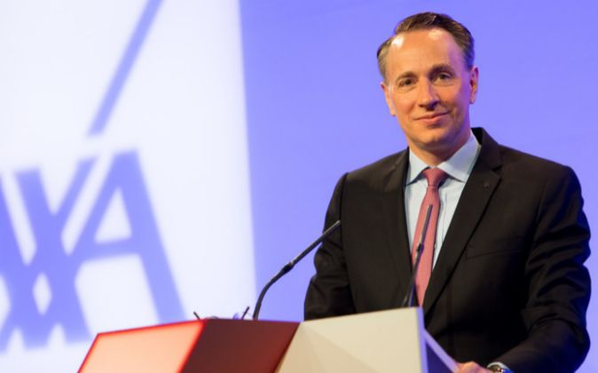 Thomas Buberl, consejero delegado de Axa Seguros.