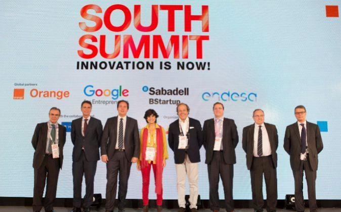 Acto de apertura del South Summit 2016.