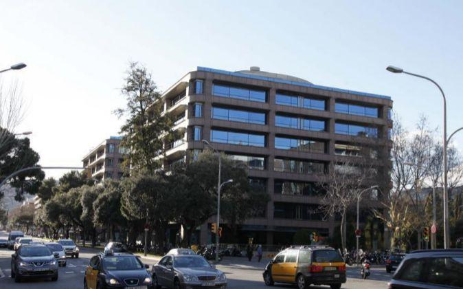 Sede de Renta Corporación.