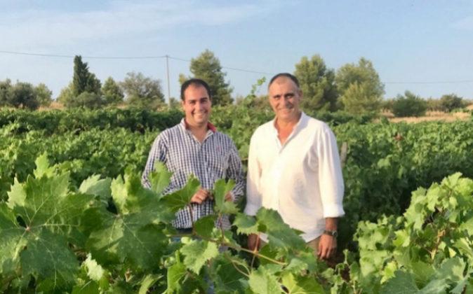 Ximo y Dani Cabrera, actuales responsables del negocio.