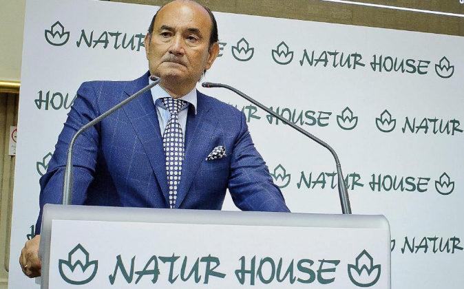 Felix Revuelta, presidente de Naturhouse.