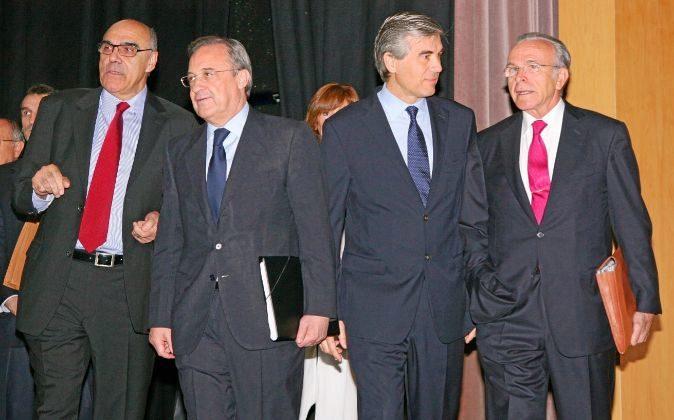 Junta de Abertis.
