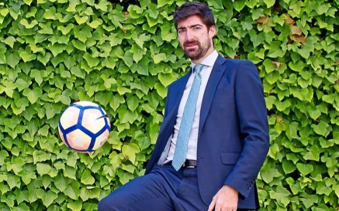 Javier Arizmendi jugó en conjuntos como el Atlético, Valencia o...