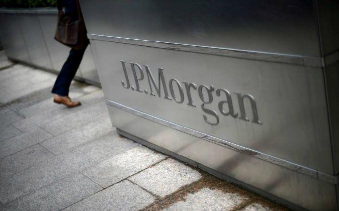 Sede de JPMorgan en Londres.