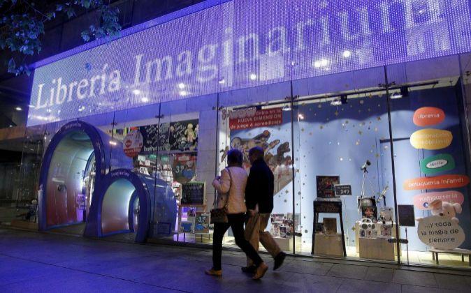Tienda de Imaginarium en Madrid.