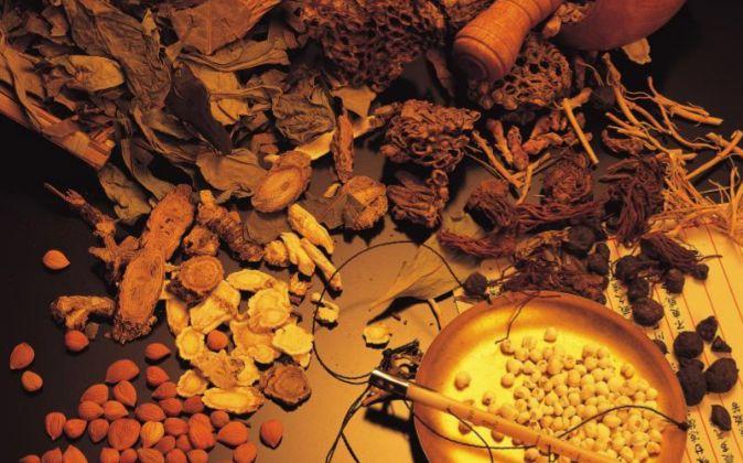 Medicina tradicional china.