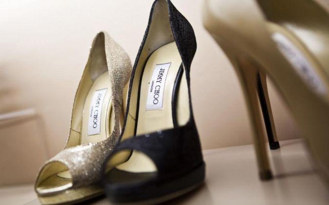 Zapatos de Jimmy Choo.