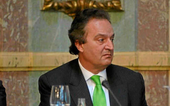 Leopoldo del Nogal en una fotografía de archivo.