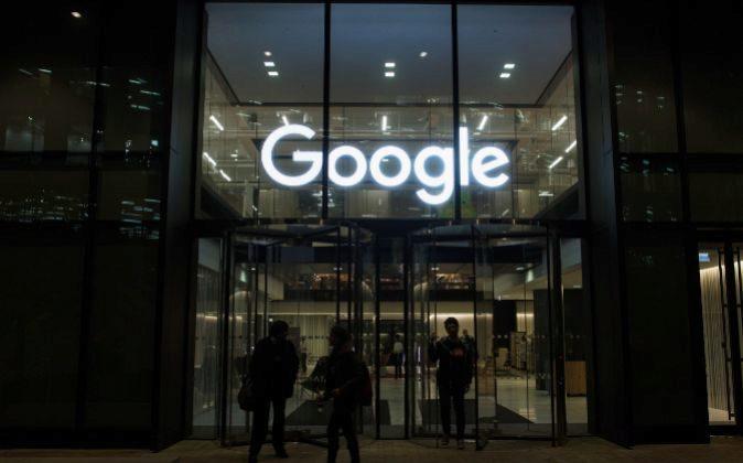 Oficina de Google en Londres.