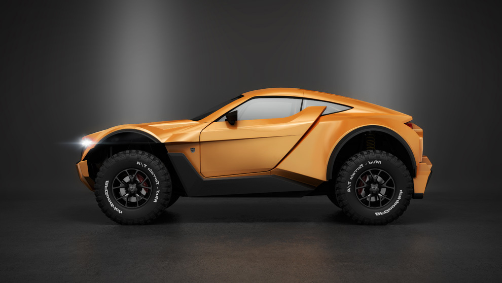 Zarooq Sand Racer 500 GT
