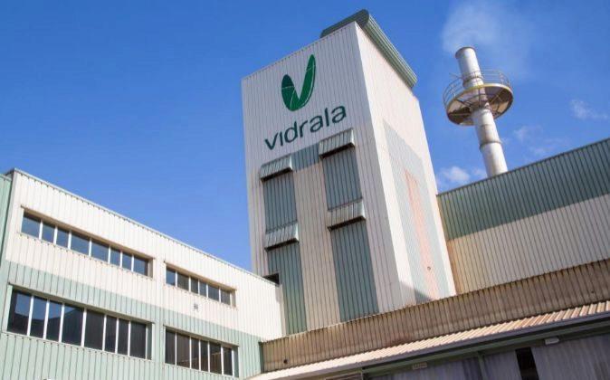 Imagen de instalaciones de Vidrala