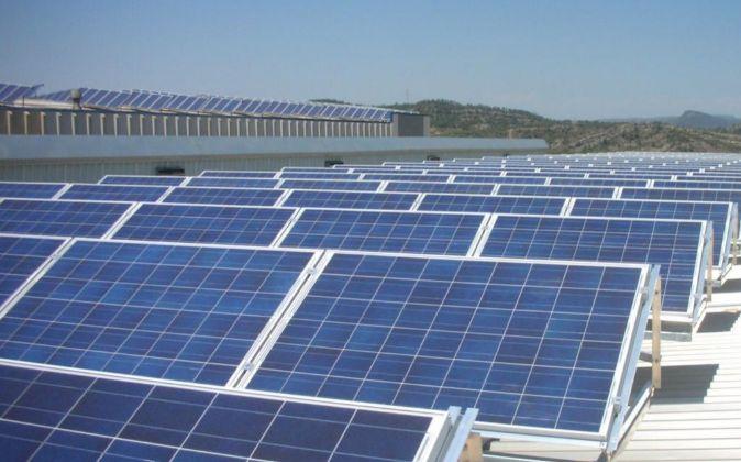 ENDESA PANELES SOLARES EN CATALUÑA. ENERGIA SOLAR