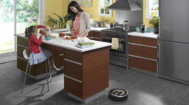 Robot aspirador Roomba, de iRobot