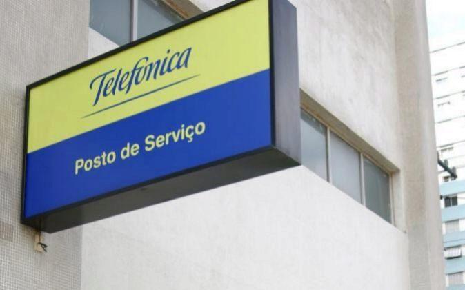 Instalaciones de Telefónica en Sao Paulo (Brasil)