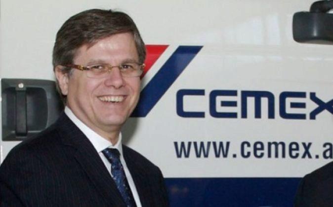 Fernando A. González, CEO de Cemex.