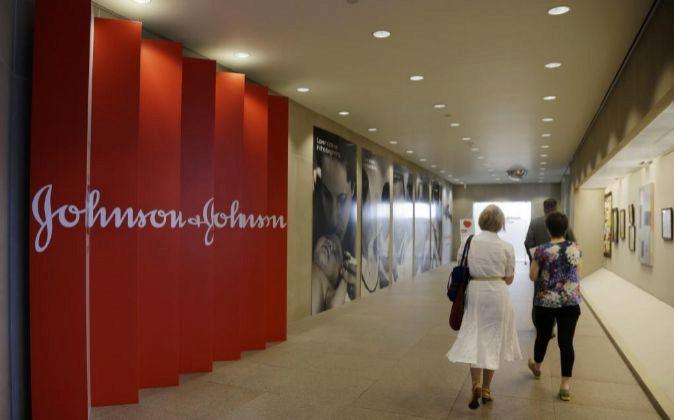 Oficinas centrales de Johnson & Johnson en Nueva Brunswick (Nueva...