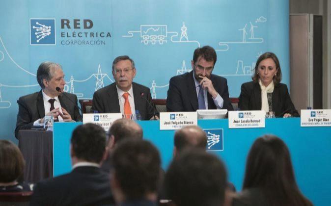 Imagen de la última Junta General de Accionistas de Red Eléctrica