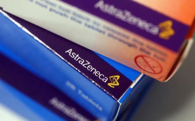 Imagen de fármacos de AstraZeneca