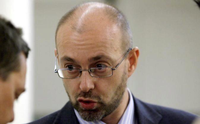 Jorge Sanz, en una foto de archivo.