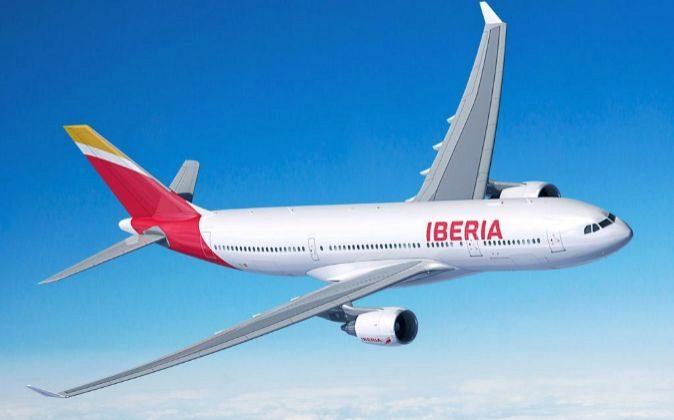 Avión de Iberia, Airbus A330.
