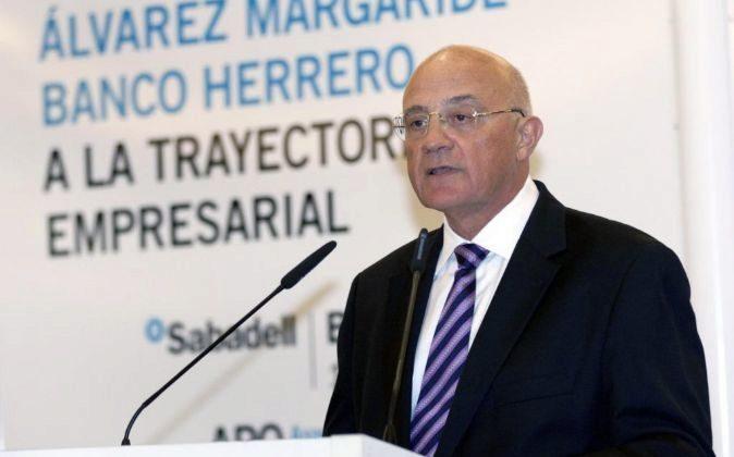 El presidente de Sabadell, José Oliu.