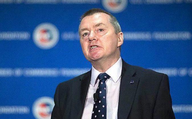 Willie Walsh, consejero delegado de IAG