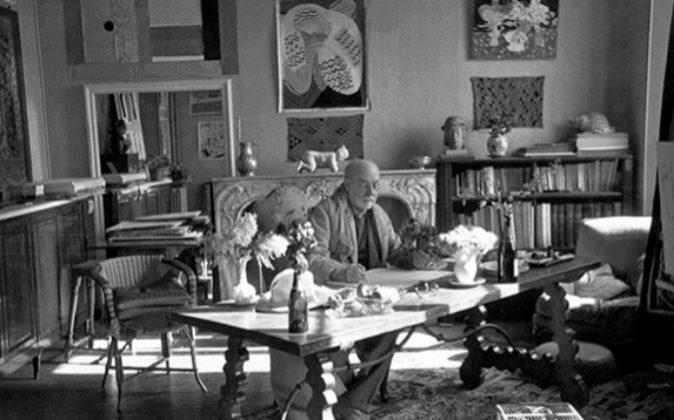 Muestra de Matisse en la Royal Academy.