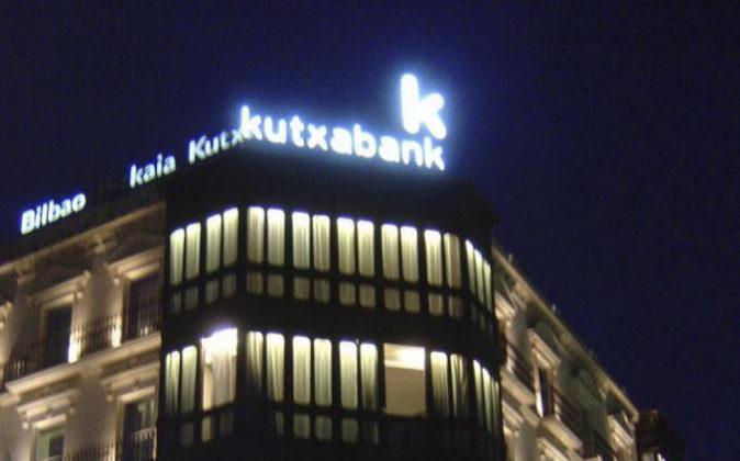 Sede de Kutxabank en Bilbao.