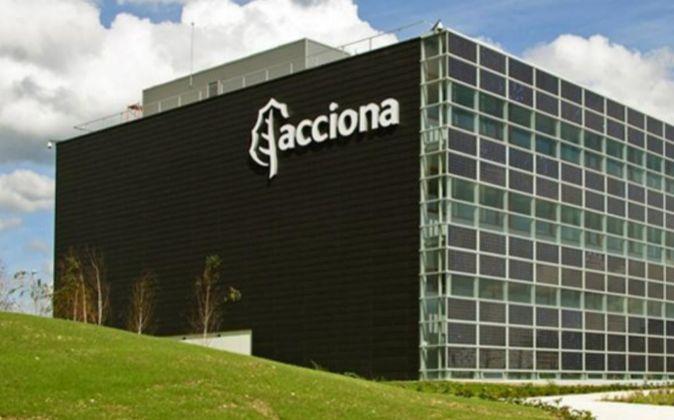Sede de Acciona en Madrid.