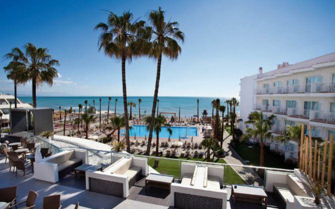 Hotel Riu Nautilus en Torremolinos (Málaga).