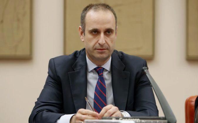 Jaime Ponce, presidente del Frob.
