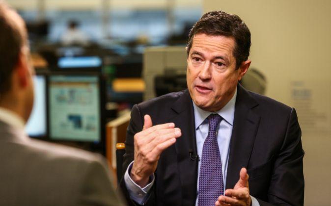 Jes Staley, consejero delegado de Barclays.