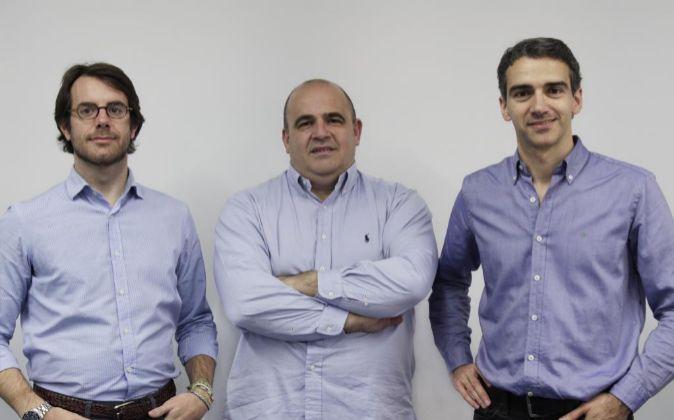Miguel Sanz, Carlos Blanco y Oriol Juncosa dirigen el nuevo fondo...