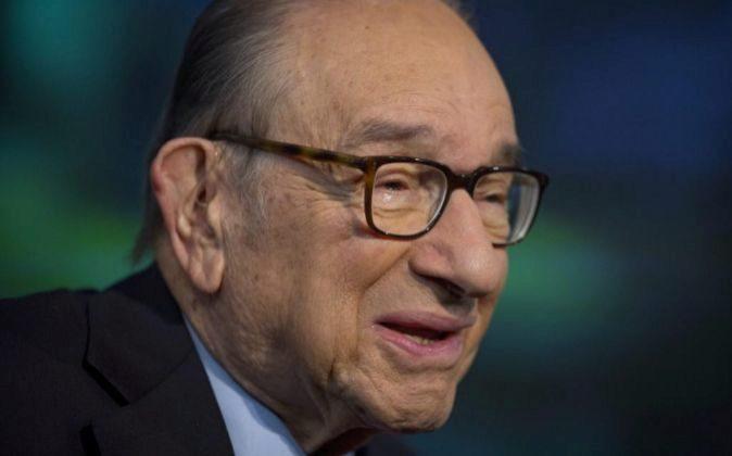Alan Greenspan, expresidente de la Fed.