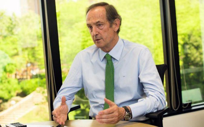 Ignacio Colmenares, consejero delegado de Ence