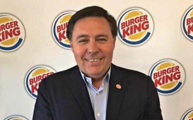 Gregorio Jiménez, presidente de Burger King Spain.