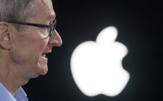 Tim Cook, consejero delegado de Apple.