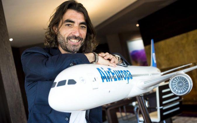 Javier Hidalgo, consejero delegado del grupo turístico Globalia,...
