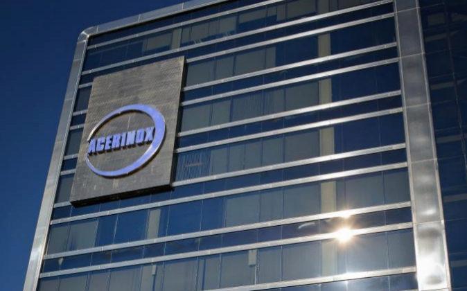 Sede Acerinox en Madrid.