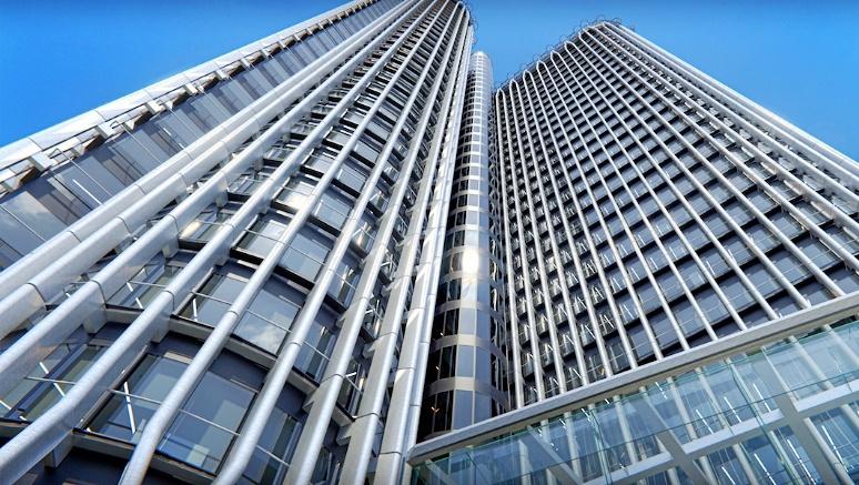 Torre Europa. Uno de los edificios de oficinas más reconocidos de la...
