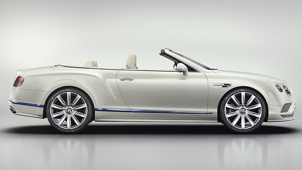 Bentley continental GT GAlene