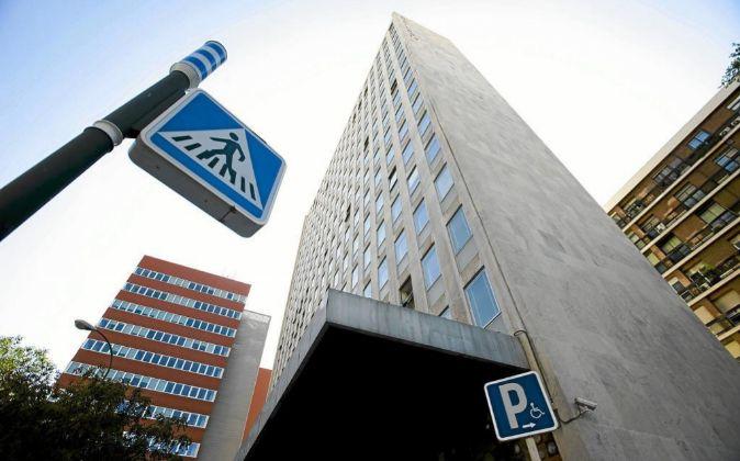 Sede de Técnicas Reunidas en Madrid