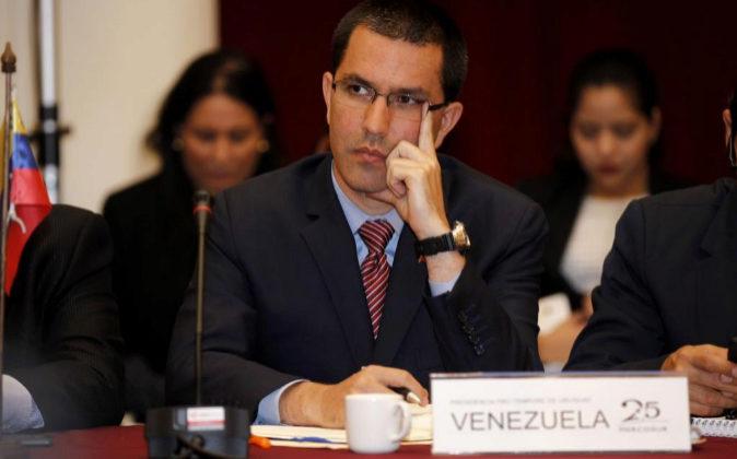 Fotografía de archivo del ministro de Relaciones Exteriores de...