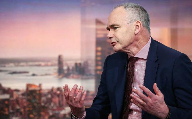 John Fallon, CEO de Pearson.