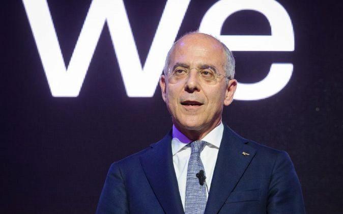Francesco Starace, primer ejecutivo de Enel.