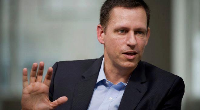 Peter Thiel, cofundador de Paypal y uno de los inversores de más...