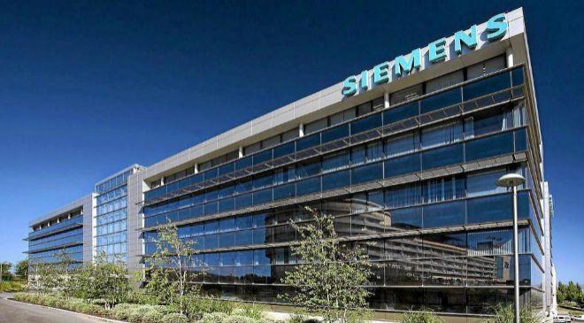 Sede de Siemens en Tres Cantos.