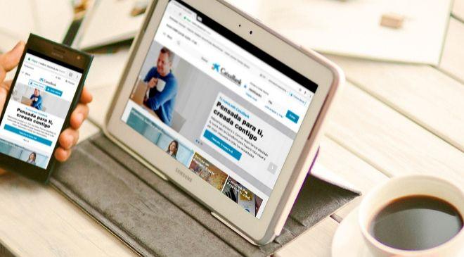 CaixaBank fue pionera en implantar comercialmente el pago con el...
